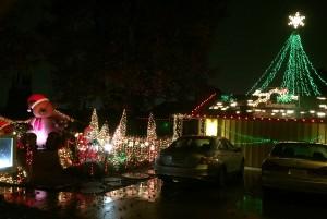 Hastings Ranch Christmas Tree House
